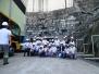 Junho |18|Visitas à usina - Escola Frei João Francisco| Catalão