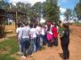 Visita ao Aterro Sanitário de Catalão com grupo de Protetores Ambientais