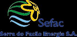 SEFAC Serra do Facão Energia